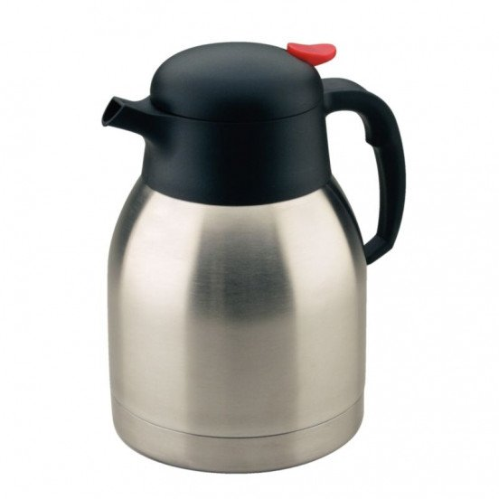 Pichet-thermos incassable inox 1,5L