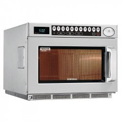 Micro-ondes 26 L programmable - 7 puissances - inox - Samsung