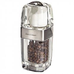 Moulin à sel et à poivre combiné Seville Cole & Mason - 140 mm