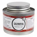Olympia Chafing combustible liquide 2 heures (colis de 12) HAZ