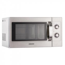 Micro-ondes 26 L manuel - 5 puissances - inox - Samsung SAMSUNG Micro-ondes
