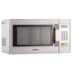 Micro-ondes 26 L programmable - 4 puissances - inox - Samsung