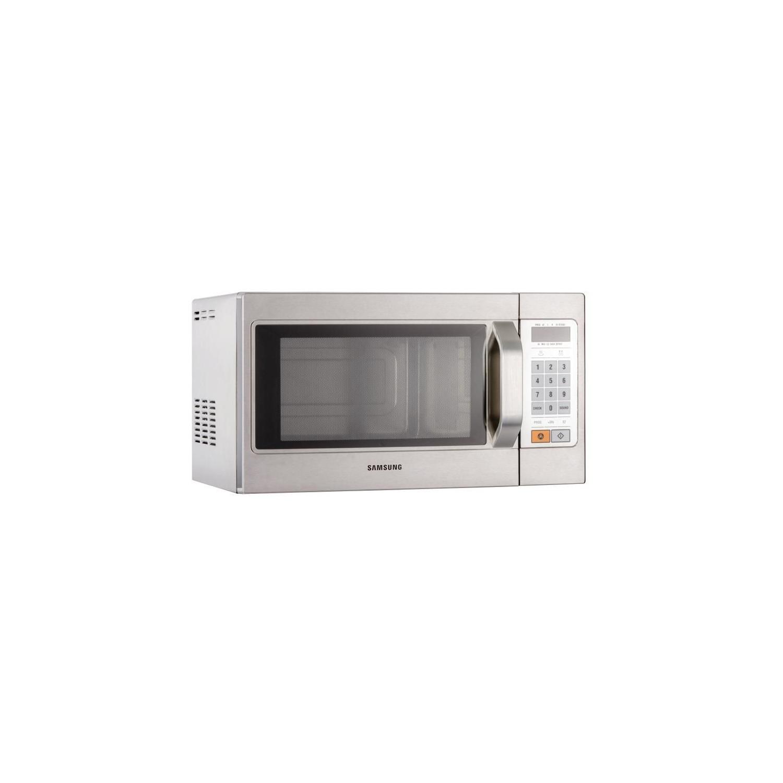 Micro-ondes 26 L programmable - 4 puissances - inox - Samsung SAMSUNG Micro-ondes