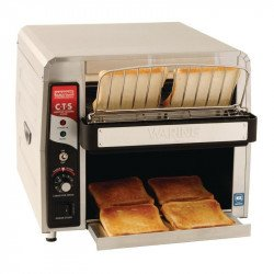 Toaster à convoyeur double alimentation Waring WARING Toasters