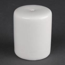 Lot de 12 salières Hotelware 50mm porcelaine