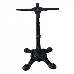 Base de pied décoré de table en fonte Bolero. BOLERO Pieds de tables