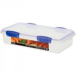 Boîte 1,7 Litres de conservation pour viande en polypropylène - Sistema KLIP IT Gastro Pret