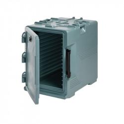 Conteneur isotherme Cambro UPCS400 bleu ardoise