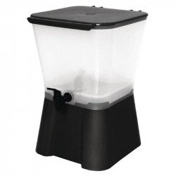 Olympia Budget Water Dispenser Black 11 Litres