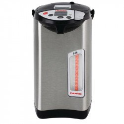 Caterlite Electric Airpot - 5 temp settings and timer 4.8L
