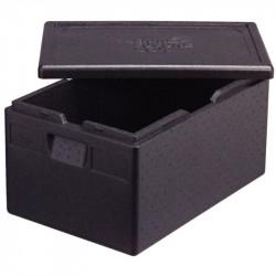 Conteneur Thermo Eco noir GN - 1/1 - 257mm