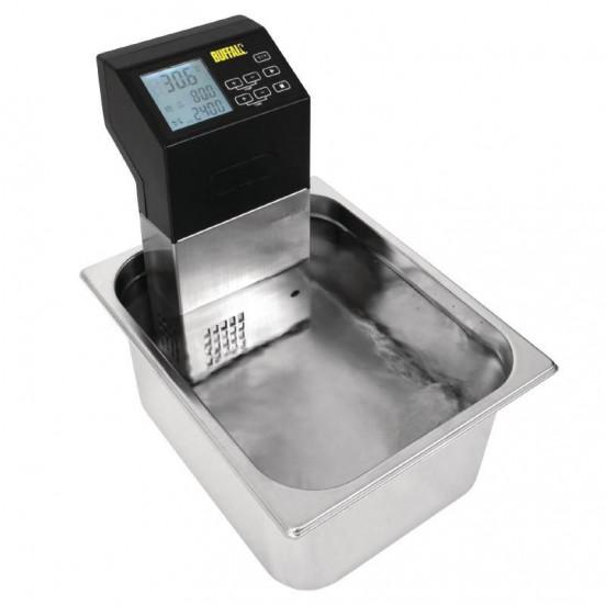 Thermoplongeur cuisson sous vide portable Buffalo 1500W