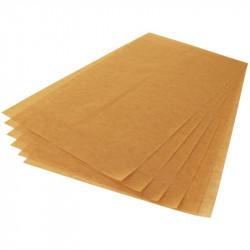Papier cuisson pâtisserie ECOPAP Matfer 600x400mm (500pièces) MATFER Tapis et papier de cuisson