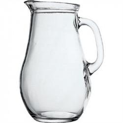 Cruche en verre 1 litre (Box 6)