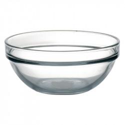 Saladiers en verre 12cm (Box 6) ARCOROC Saladiers