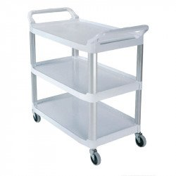 Chariot de service Rubbermaid