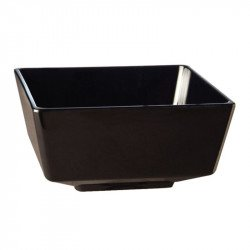Bol carré Float APS noir 25 mm APS Bols