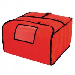 Grand sac à pizza isotherme 510x510x305mm  VOGUE Sac de livraison