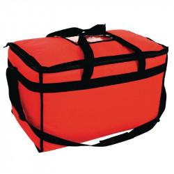 Grand sac à pizza isotherme 355x380x580mm  VOGUE Sac de livraison