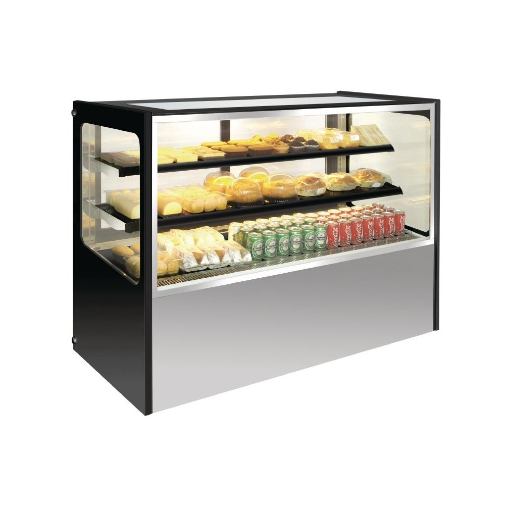 vitrine r frig r e sandwicherie p tisserie 400 litres 1200 mm p. Black Bedroom Furniture Sets. Home Design Ideas