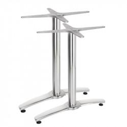 Pied de table double aluminium Bolero BOLERO Pieds de tables