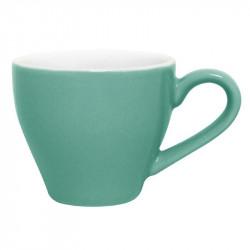 Tasse a espresso Olympia verte - 100ml (lot de 12)