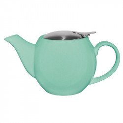 Olympia Cafe teapot aqua 510ml 18oz (box 4)