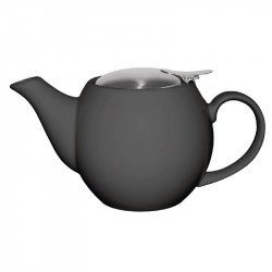 Olympia Cafe teapot charcoal 510ml 18oz (box 4)