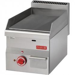Fry top électrique plaque lisse Gastro M 600 60/30FTE