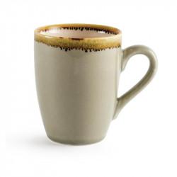 Lot de 6 mugs 'mousse' Kiln 340ml