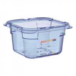 Aravan ABS (BPA Free) Blue Container G/N - 1/6 100mm