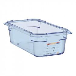 Aravan ABS (BPA Free) Blue Container G/N - 1/4 100mm