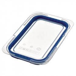 Aravan ABS (BPA Free) Blue Lid G/N - 1/4