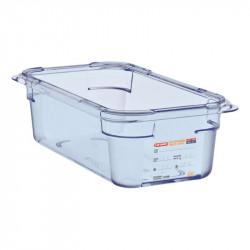 Aravan ABS (BPA Free) Blue Container G/N - 1/3 100mm