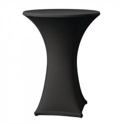 Housse de table noire Samba