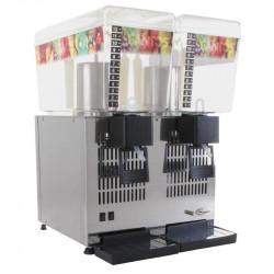 Double distributeur de boissons froides - 12 l (M)