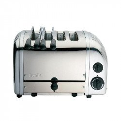 Toaster 4 tranches combiné Dualit