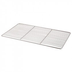 Grille de four Vogue inox 530x320mm