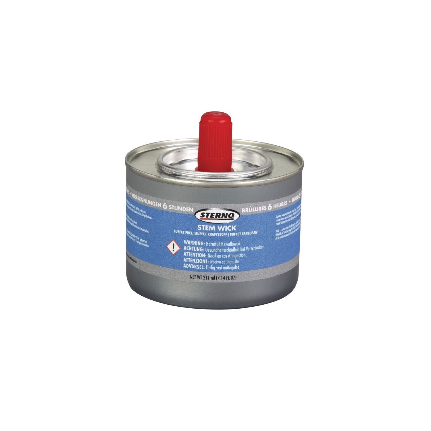 Combustible liquide Superwick 6 heures Sterno x36 STERNO Chafing Dish