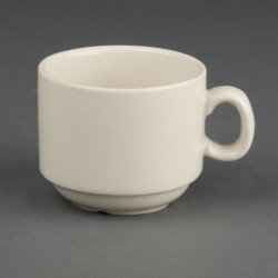 Tasse à expresso Olympia Ivory 9cl (Box 12)