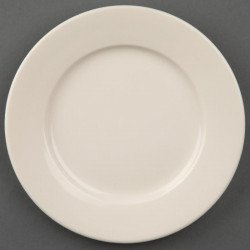 Assiette Olympia Ivory 15,5cm (Box 12)