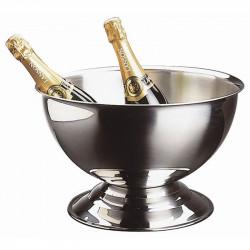 Seau à champagne 13.5L inox APS