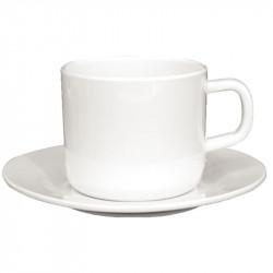 Tasse à café/thé mélamine 21,5cl (Box 12) KRISTALLON Tasses