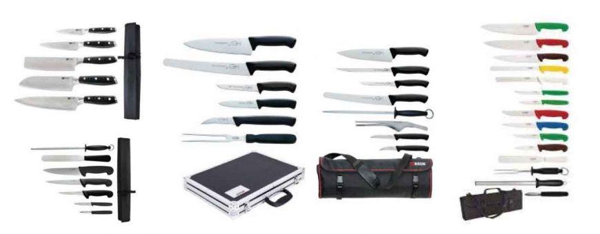 Ensembles de couteaux