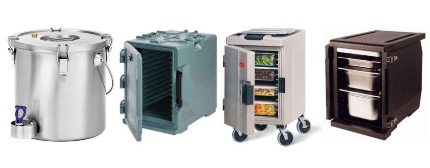 Conteneurs Isothermes transportables