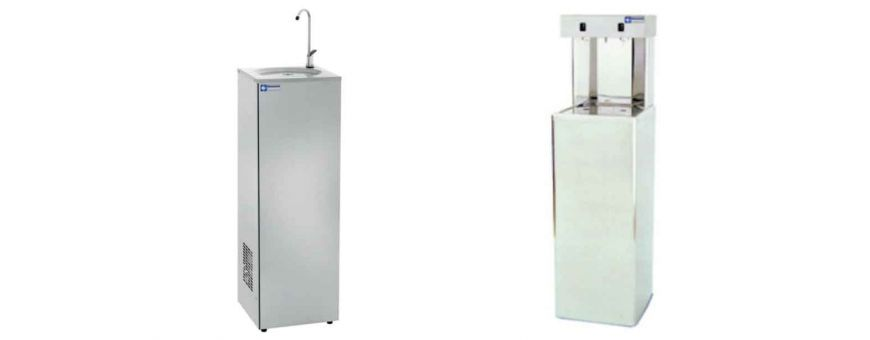 Fontaines et refroidisseurs d'eau
