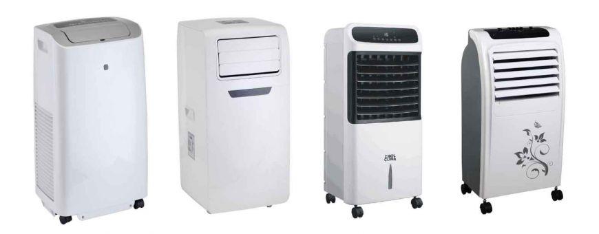 Climatiseurs et refroidisseurs d'air