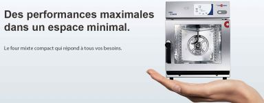 Fours mixtes compacts