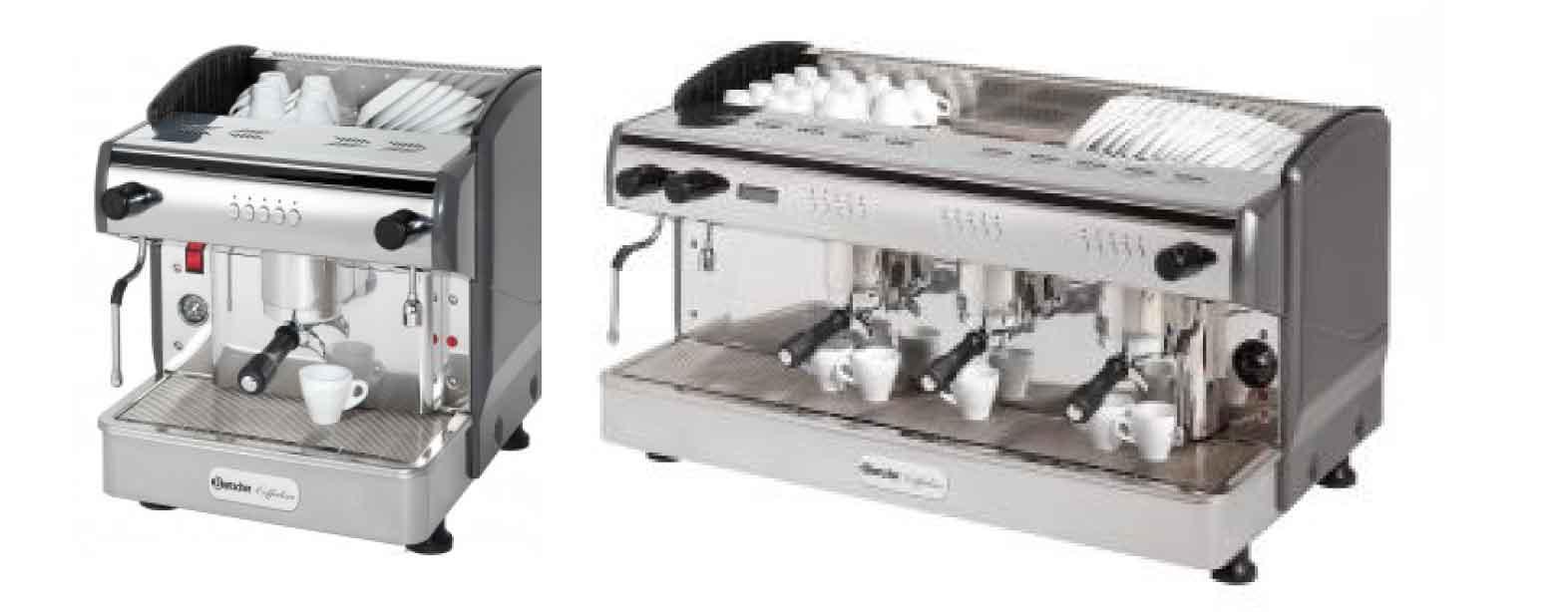 Machines à café expresso