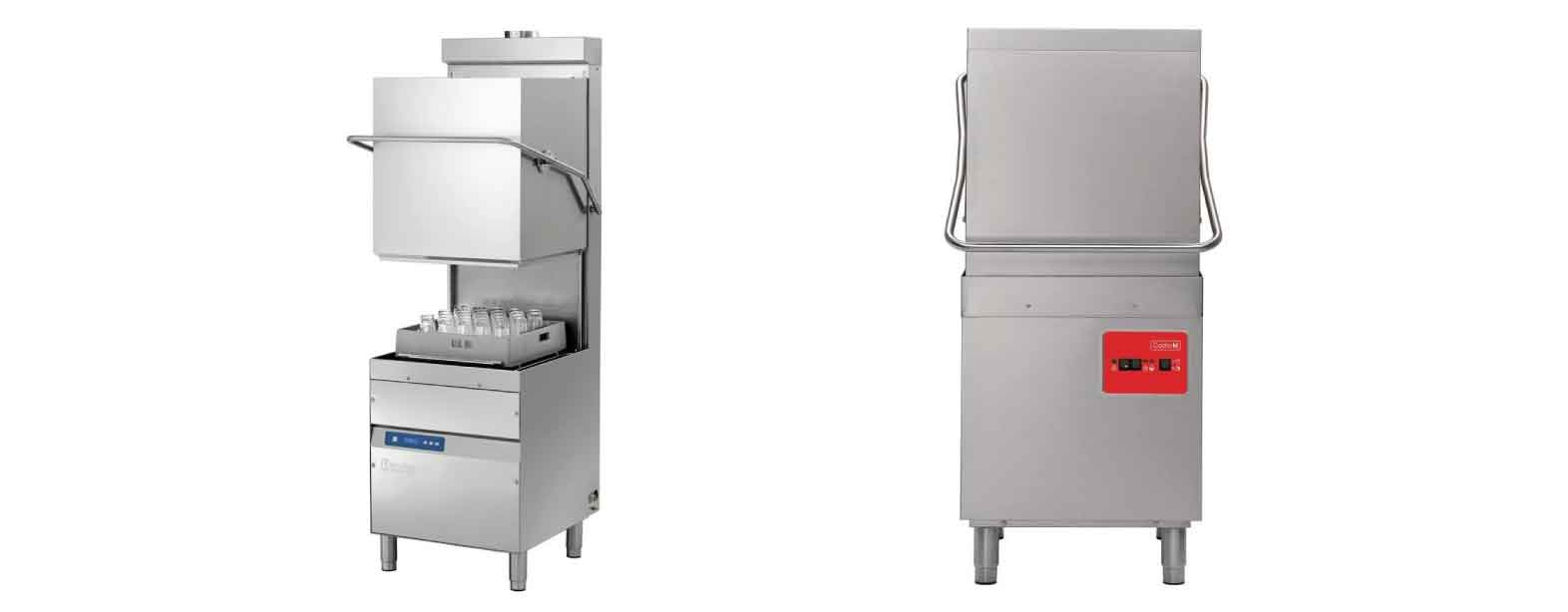 Laves-Vaisselle à capot